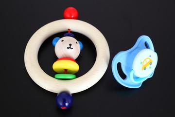 赤ちゃんの玩具