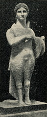 Siren, tomb statue from the Dipylon Cemetery in Athens