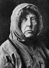 Fond de hotte en verre imprimé Antarctique Roald Amundsen, Norwegian explorer of polar regions