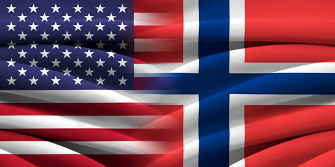 USA and Norway.