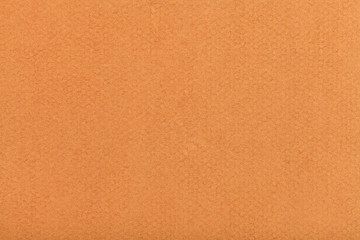 Wall Mural - background from sheet of warm brown pastel paper