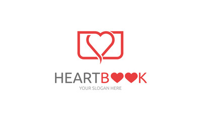 Heart Book Logo