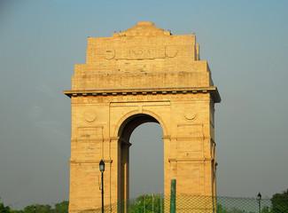Printed kitchen splashbacks Delhi India Gate Delhi India