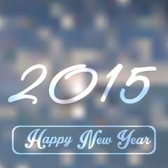 Happy New Year background.