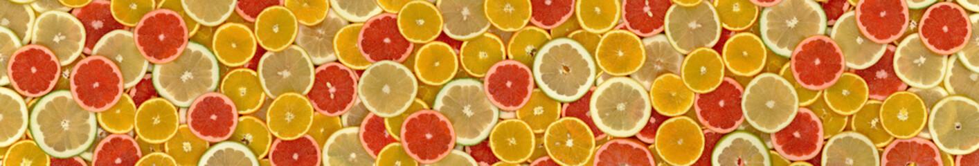 Wall Mural - Owoce cytrusowe 12