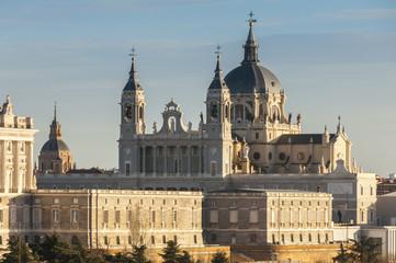 Almudena Cathedral, Madrid (Spain)