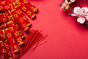 Chinese new year's decoration