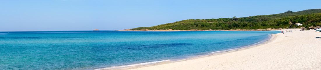 image of the Corsica coast
