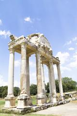 Tetrapylon Gate in Aphrodisias