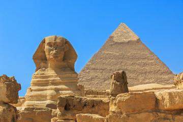 Fototapeta Piramidy w Gizie, Kair, Egipt obraz