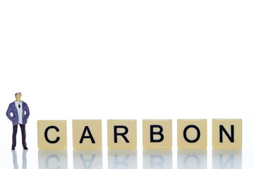 CARBON word