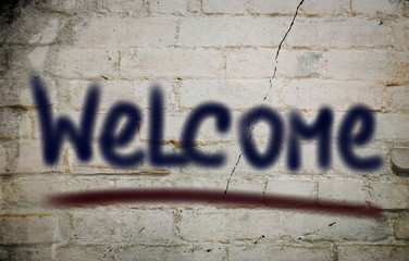 Welcome Concept