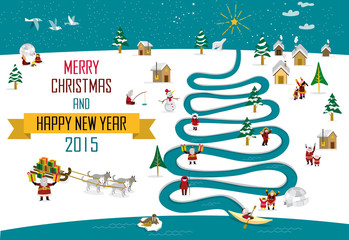 Skimos New year Christmas 2015_english
