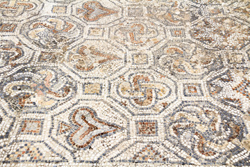 mosaic, ancient Greek and Roman city of Ephesus