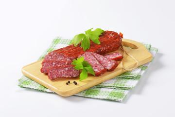 Hunter's salami