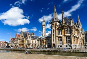 Gent, Flander, Belgium