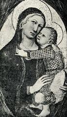 Madonna by Duccio di Buoninsegna