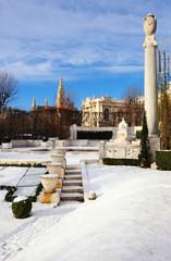 Volksgarten Wien, Kaiserin Elisabeth Denkmal