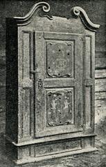 Wardrobe (Latvia, Sipele, 1784)