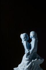 Figurehead of two lovers