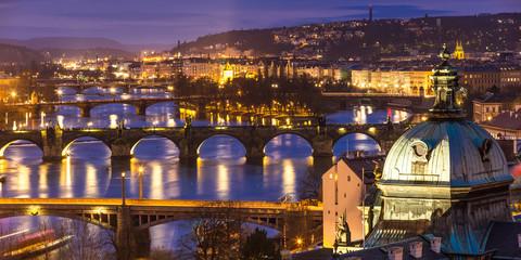 Bridges Prague