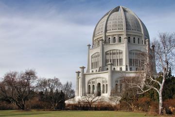 Bahá'í House of Worship - Wilmette, Illinois