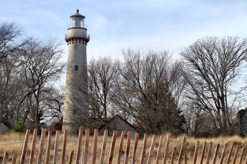 Grosse Point Lighthouse - Evanston, IL