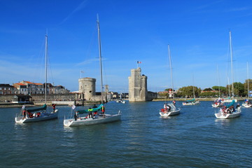Fortifications de La Rochelle, France