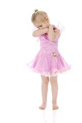 Bashful Ballerina