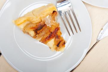 fresh pears pie
