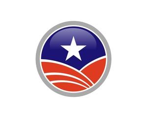circle star logo