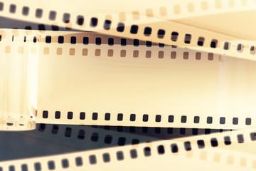 photographic film strip