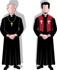Pastor vector