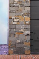 Facade stones