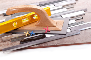 Tools and tiles