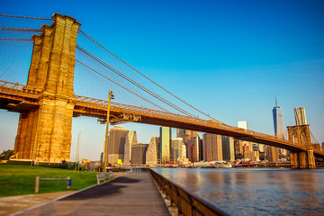 New York,Brooklyn Bridge,