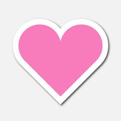 Logo cœur.
