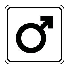 Logo masculin.
