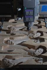 woodworking milling machine