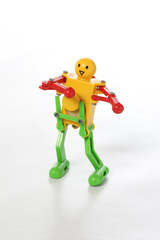 Muñeco bailarín