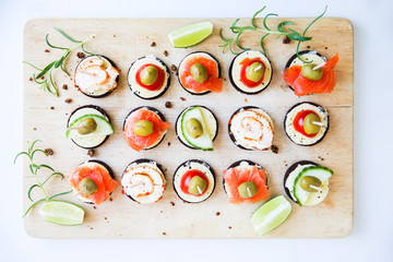 Finger Food-Appetizer