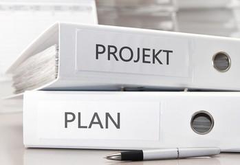 Projekt - Projektplanung / Aktenordner