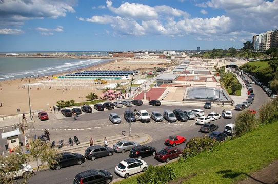 Argentina Mar del Plata City