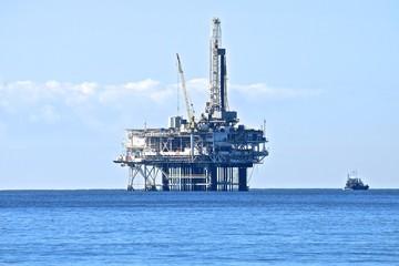 Oil Platform - Huntington Beach
