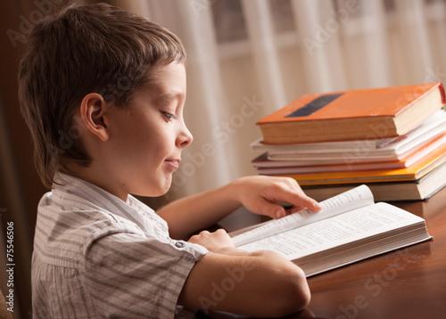 report writing children