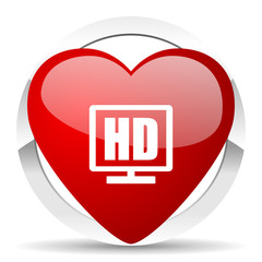 hd display valentine icon