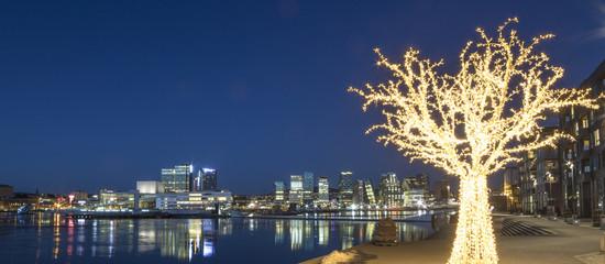 Oslo, Downtown, Bjoervika Norway