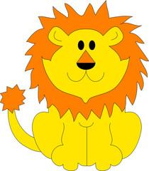 Cute Animal (Lion)