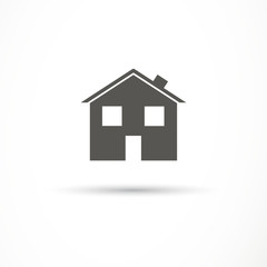 Vector Illustration of a Home Icon