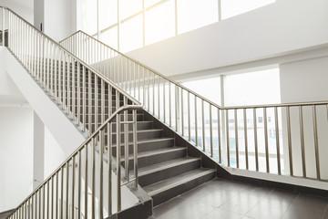 Fototapeten Treppe stairs in office